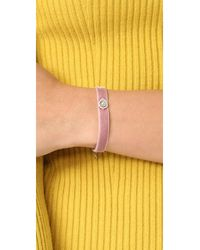Shashi - Pink Nora Luna Bracelet - Lyst