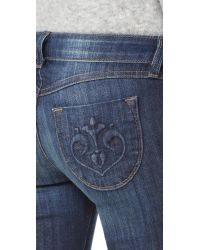 Siwy - Blue Hannah Slim Ankle Jeans - Lyst