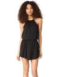 Soft Joie | Black Farica Dress | Lyst
