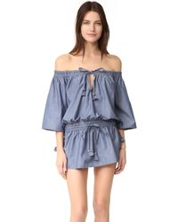 Thayer | Blue Sonne Dress | Lyst