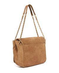 Tory Burch - Multicolor Small Marion Flap Shoulder Bag - Lyst