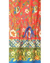 Tory Burch Multicolor Jessie T-shirt Dress