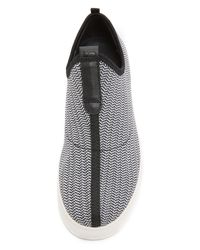 United Nude - Black Zen Lo Slip On Sneakers - Lyst