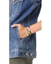 Venessa Arizaga - Multicolor Bae Bracelet - Lyst