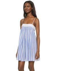 Young Fabulous & Broke - Blue Brea Dress - Lyst