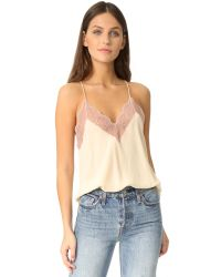 Zadig & Voltaire Natural Christy Cami