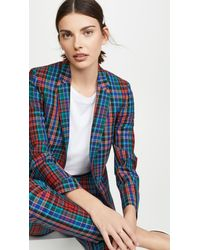 Paul Smith Red Plaid Jacket
