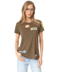 Chaser Multicolor Major Love Tee