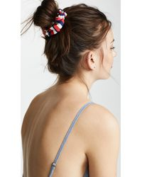 Solid & Striped - Multicolor The American Rib Scrunchie - Lyst