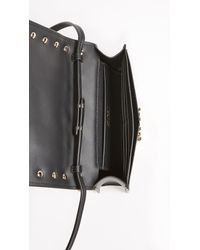 Zac Zac Posen Earthette Crossbody (black) Cross Body Handbags