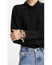 Lulu Frost - Metallic Paloma Bracelet - Lyst