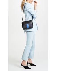 Tibi Blue Garcon Bag