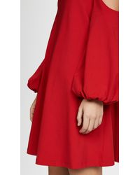 Susana Monaco - Red Cyndi Dress - Lyst