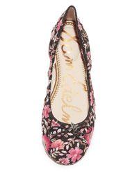 Sam Edelman - Pink Felicia 3 Ballet Flat - Lyst