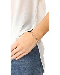 Vita Fede - Metallic Ultra Mini Titan Bracelet - Lyst