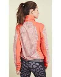 Adidas By Stella McCartney Multicolor Run Light Jacket