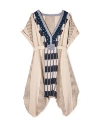 Free People Multicolor Started From Nothing Dress