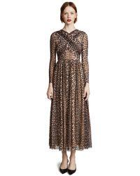 Ganni Multicolor Tilden Dress