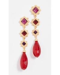 Ben-Amun - Multicolor Arielle Earrings - Lyst
