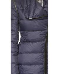 Mackage - Blue Qeren Convertible Down Jacket - Lyst