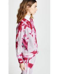 Zoe Jordan Pink Edison Jacket