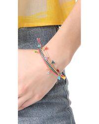 Shashi - Multicolor Kourtney Bracelet Set - Lyst