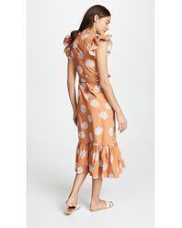 No. 6 Multicolor Aidan Dress