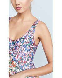 Araks - Blue Harley One Piece - Lyst