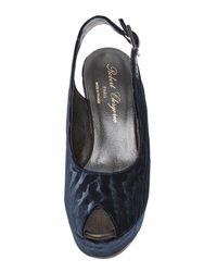 Robert Clergerie Multicolor Dylann Platform Sandals