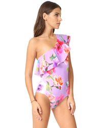 6 Shore Road By Pooja - Purple Westerly One Piece - Lyst