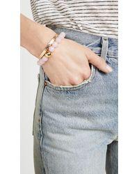 Gorjana - Multicolor Power Gemstone Statement Bracelet - Lyst