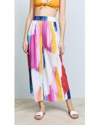 Mara Hoffman Multicolor Vestige Paloma Pants