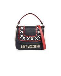Moschino Multicolor Shoulder Bag
