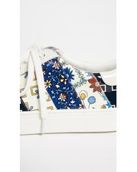 Tory Burch - Blue Ames Sneakers - Lyst