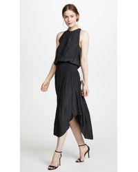 Ramy Brook - Black Audrey Dress - Lyst