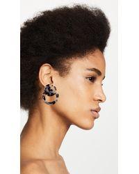 Amber Sceats - Metallic Akoyo Earrings - Lyst