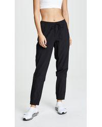 Adidas By Stella McCartney Black Training Track Pants