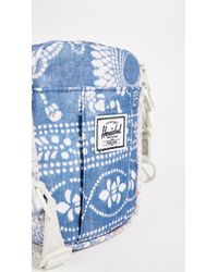 Herschel Supply Co. Blue Cruz Hip Pack