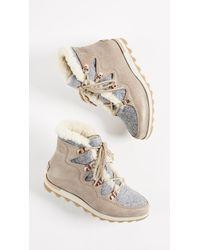 Sorel Multicolor Sneakchic Alpine Holiday Boots