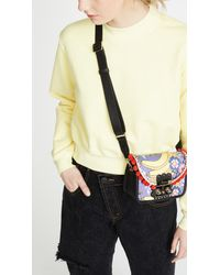 Furla Multicolor Metropolis Serenissima Mini Cross Body Bag