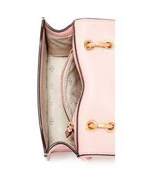 Tory Burch - Pink Alexa Mini Shoulder Bag - Lyst