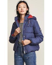 Penfield - Blue Bowerbridge Coat - Lyst