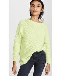 Tata Naka Multicolor Cashmere Sweater