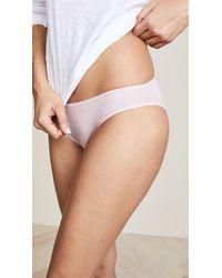 Calvin Klein - White Form Bikini Panties - Lyst