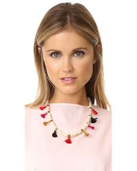 Lizzie Fortunato Multicolor Land & Sea Necklace