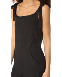 Little White Lies Black Therese Jumpsuit