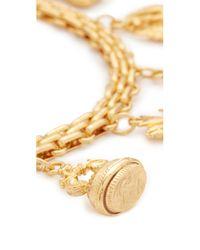 Ben-Amun - Metallic 5 Pendant Necklace - Lyst
