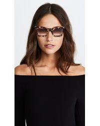 Dita Brown Erasur Sunglasses