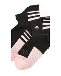 Stance - Black Aura Studio Athletic Socks - Lyst
