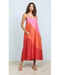 VEDA - Multicolor Fiesta Dress - Lyst